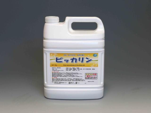ピッカリン/屋外用 水垢・エフロ除去用